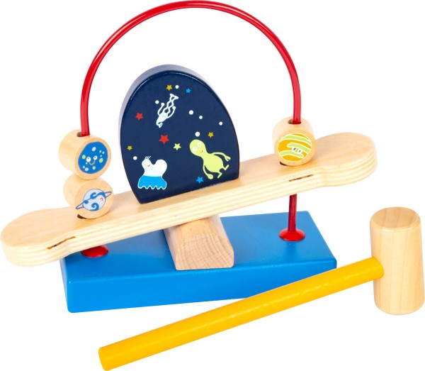 """Small foot Hammerspiel """"Space"""""""